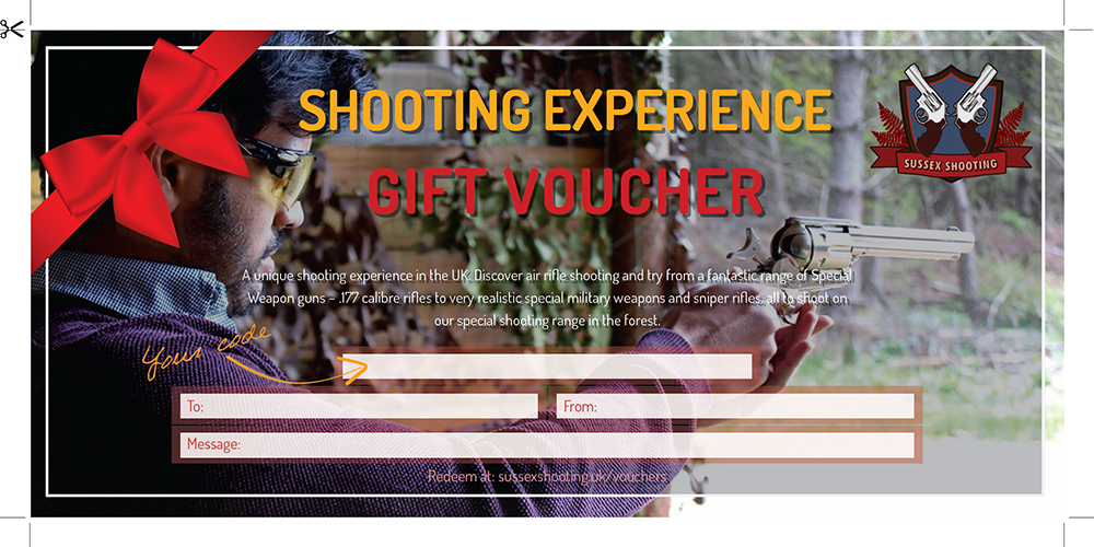 Sussex Shooting Voucher